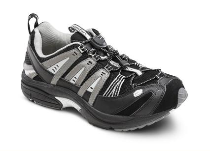 Dr. Comfort Performance X Black