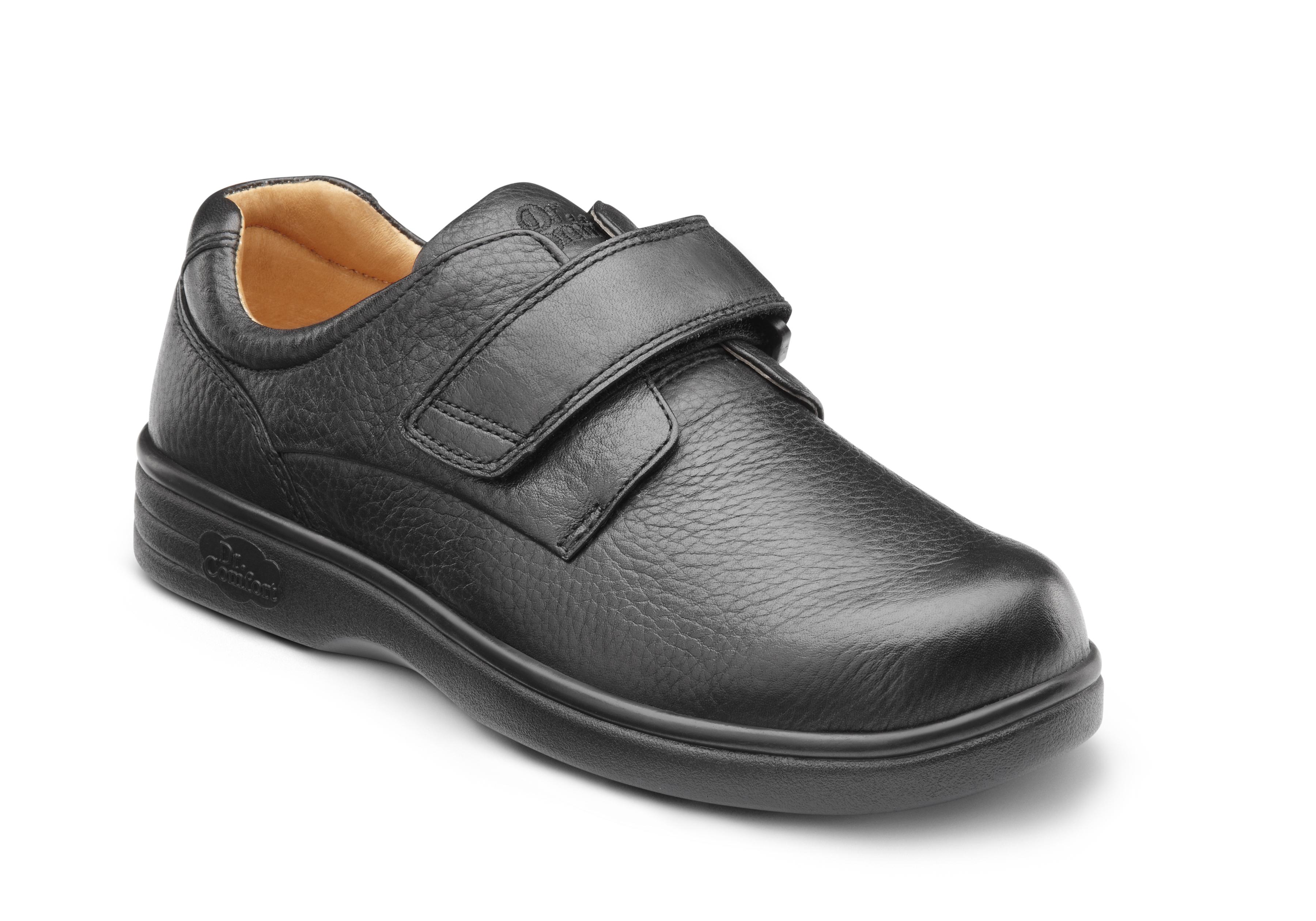 Dr. Comfort Maggy X Black