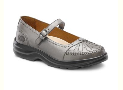 Dr. Comfort Paradise Pewter