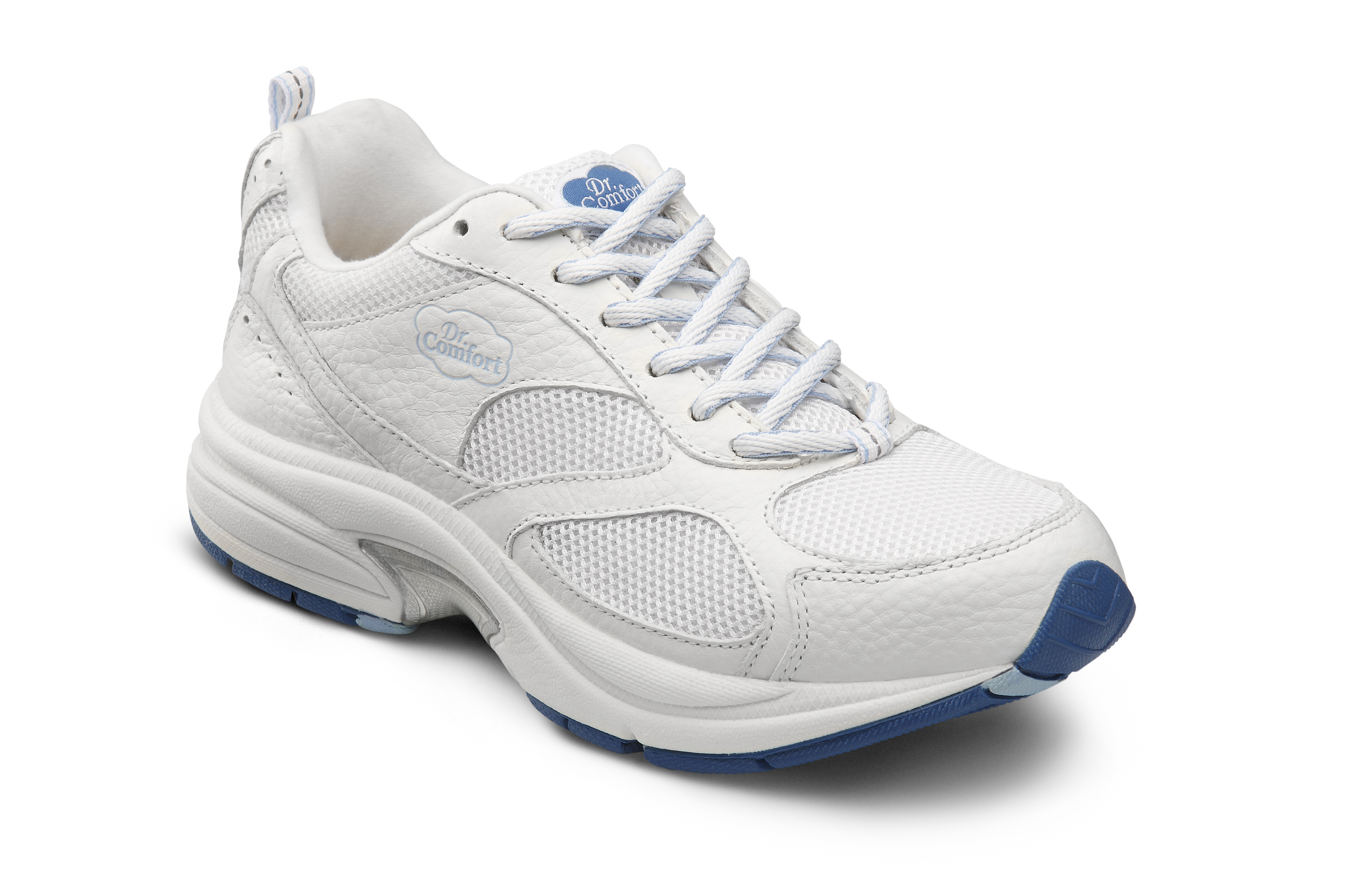 Dr. Comfort Victory Plus White